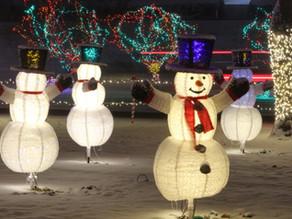 Kiwanis Holiday Lights Donates $62,000 to 78 Area Nonprofits and 2017 Event Statistics