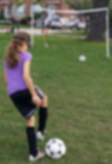 RYFC Football School Girls Etobicoke