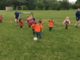 Soccer for toddlers