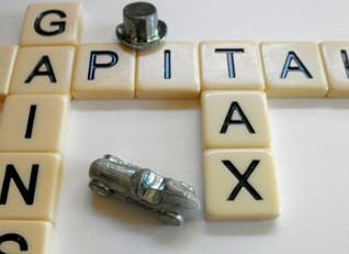 Capital gains tax to be accelerated