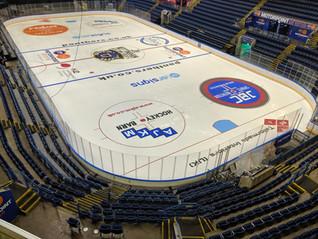 Hilton Bodill on the Ice!