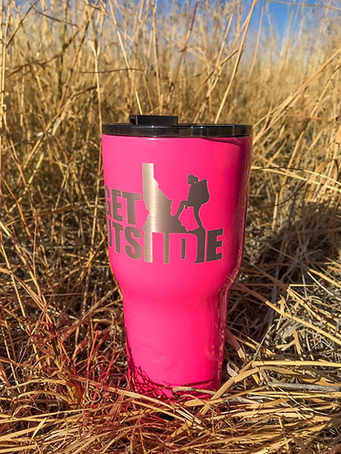 20-oz Female Hiker Tumblers