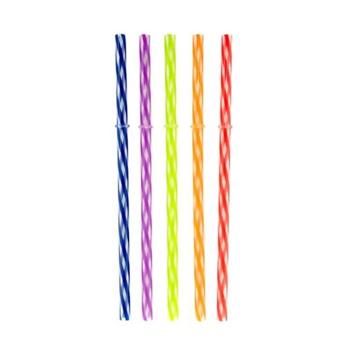 Color Twist Straws
