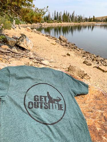 Get Outside Elk T-Shirts