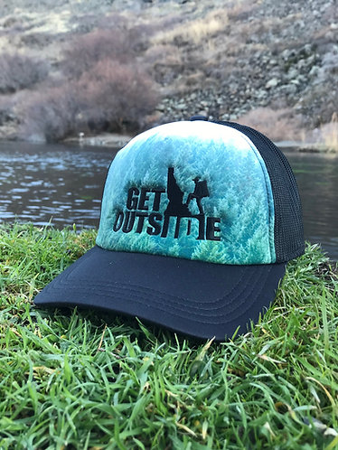 Forest Foam Trucker SnapBack