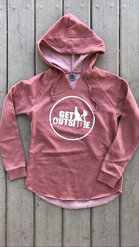Ladies Wavewash Hoodies