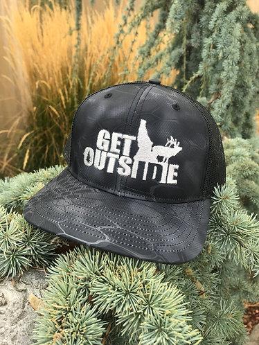 Elk Kryptek SnapBack Hat