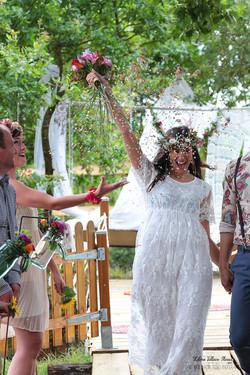 décoration boho hippie