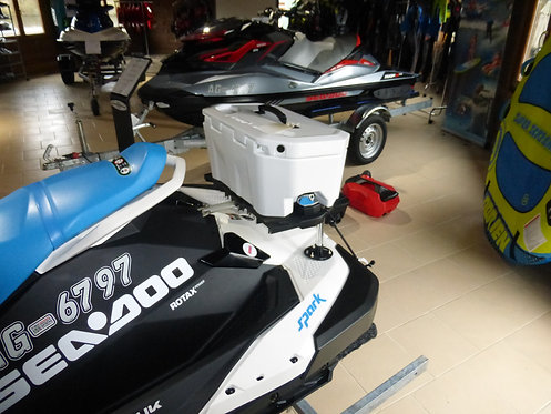 Jet Ski - Carry Attachment Compatible with Sea Doo LinQ
