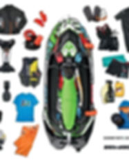 2019 Sea-Doo Accessories - Genuie accessories UK Russell Powerboats