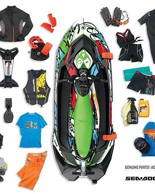 2019 Sea-Doo Accessories - Genuie accessories UK Russell Powerboats