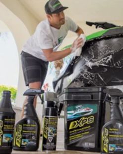 Sea-Doo Maintenance XPS OIL lube an cleaning products Russell powerboats UK 2019 Seadoo