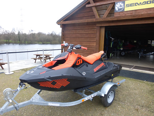 Sea Doo Spark Trixx - 2up/3up 2021
