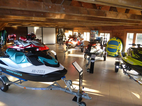 Pre-Owned Watercraft - Jet Skis