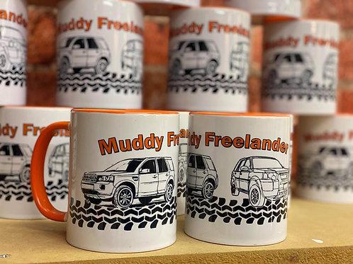 Muddy Freelander Cups