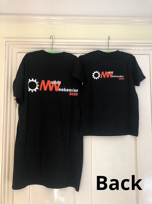 Muddy Weekender 2020 T Shirts