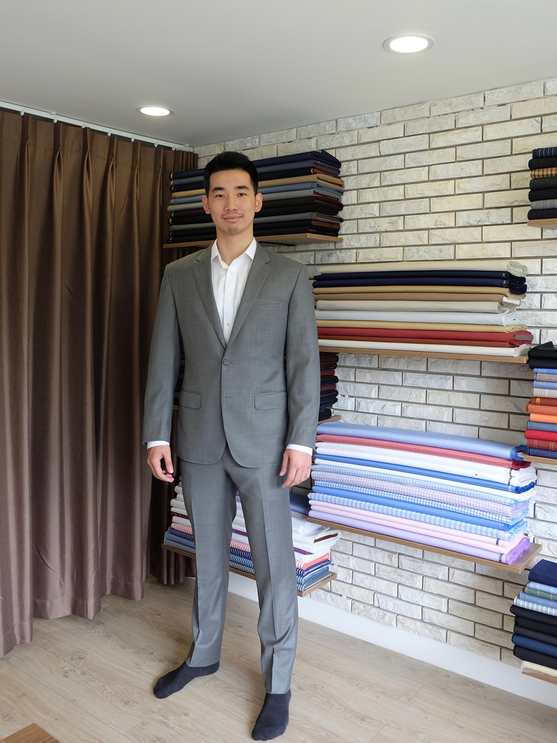 H&D Tailor's Customer in Grey Suit.jpg