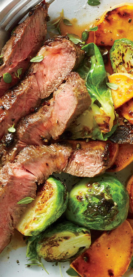 broiled-flat-iron-steak-brussels-sprouts-sweet-potatoes.jpg