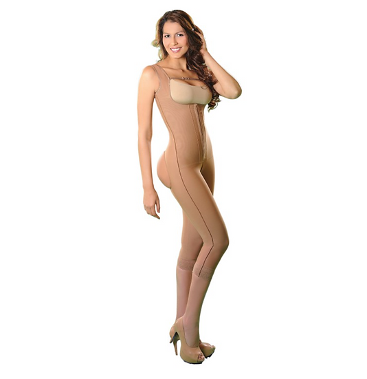 2014 - LONG LEG BUTTOCKS FREE BODY SHAPER