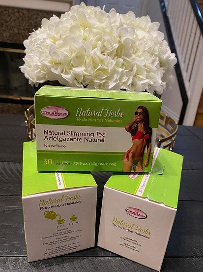 Lipo illusion tea - Natural Herbs Natural Slimming Tea Caffeine-Free –  30 Tea Bags 0.045 oz (1.3 g) tea bags  •Lipo illusio