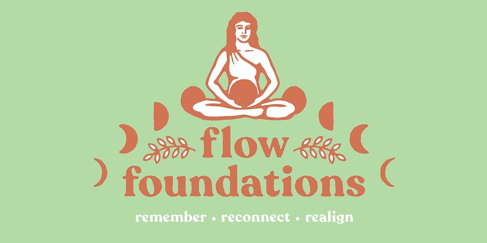 Flow Foundations // Menstruation Awareness Workshop