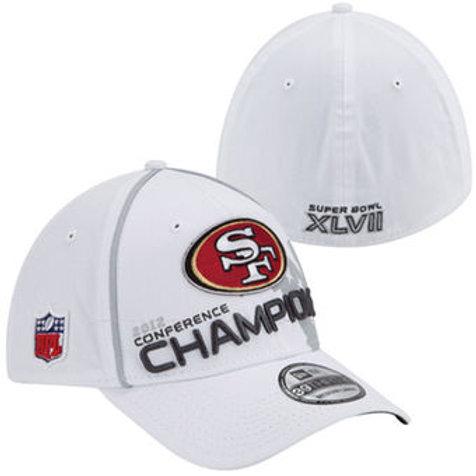 GORRA FUTBOL AMERICANO San Francisco 49ers CHAMPS XLVII