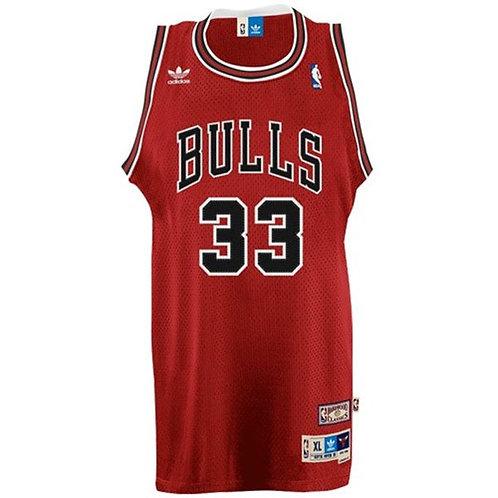 Scottie pippen  Chicago Bulls Hardwood Classic