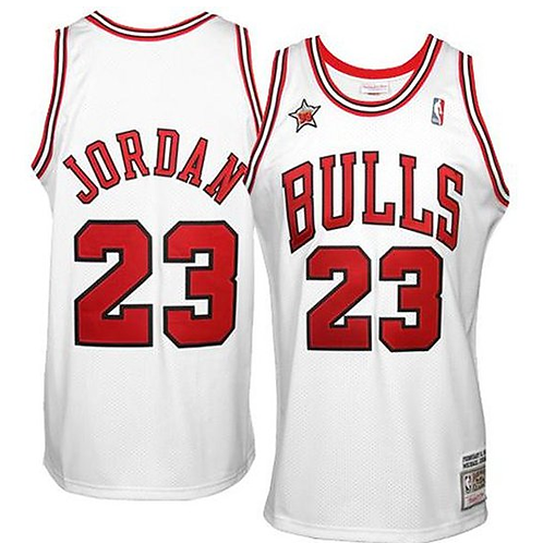 Mitchell & Ness Michael Jordan 23 chicago