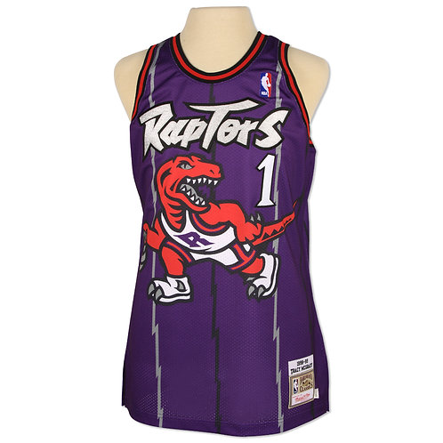 CAMISETA NBA TRACY MACGRADY TORONTO RAPTORS