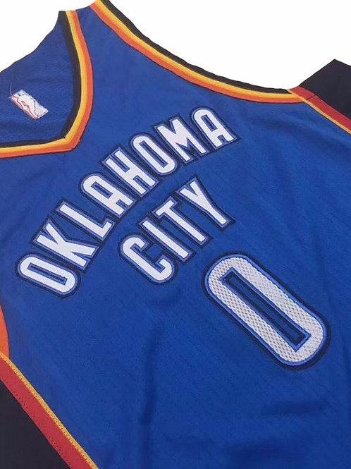 Camiseta Nba Rusell Westbrook Oklahoma  Thunder Russell Westbrook