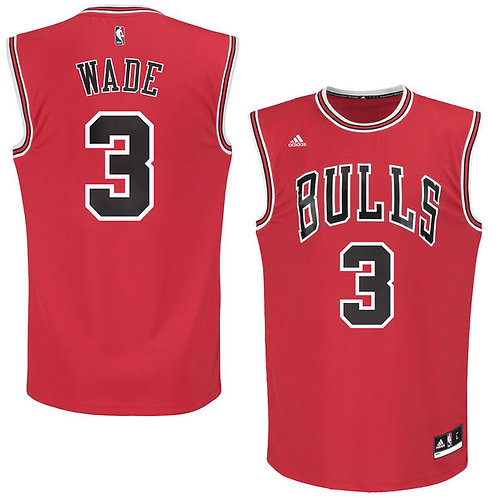 Dwyane Wade Chicago Bulls   CAMISETA NBA