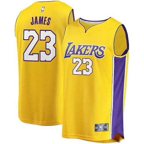 Camiseta nba Lebron James lakers