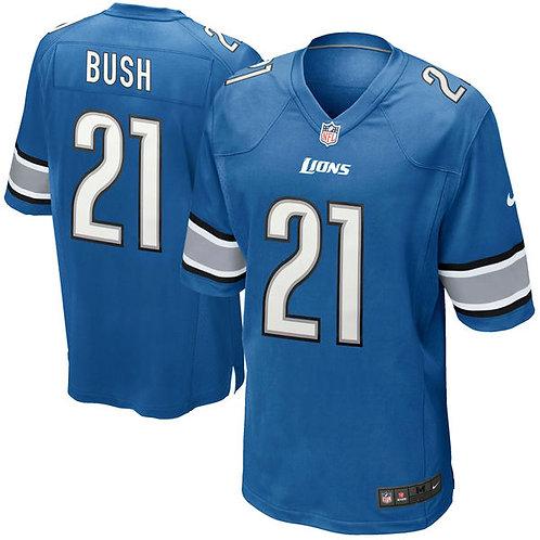 Reggie Bush Detroit Lions Nike Game Jersey