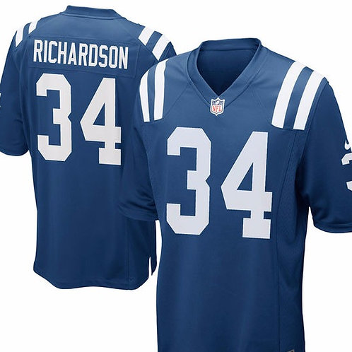 Trent Richardson Indianapolis Colts  Game Jersey