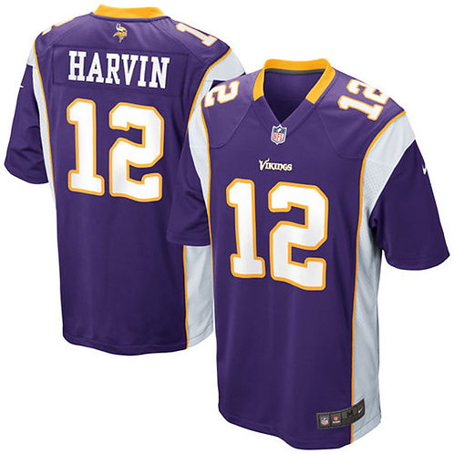 Minnesota Vikings Percy Harvin Nike