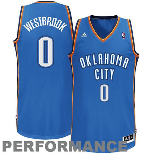 Camiseta Nba Oklahoma  Thunder Russell Westbrook