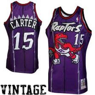 CAMISETA NBA VINCE CARTER TORONTO RAPTORS