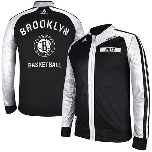 Brooklyn Nets CHAQUETA NBA PREGAME