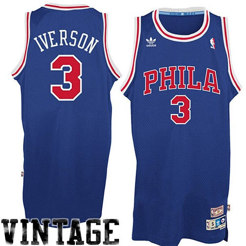 ALLEN IVERSON   HARWOOD CLASSIC SW