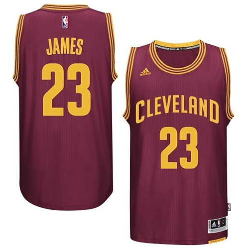 LEBRON JAMES SWINGMAN JERSEY