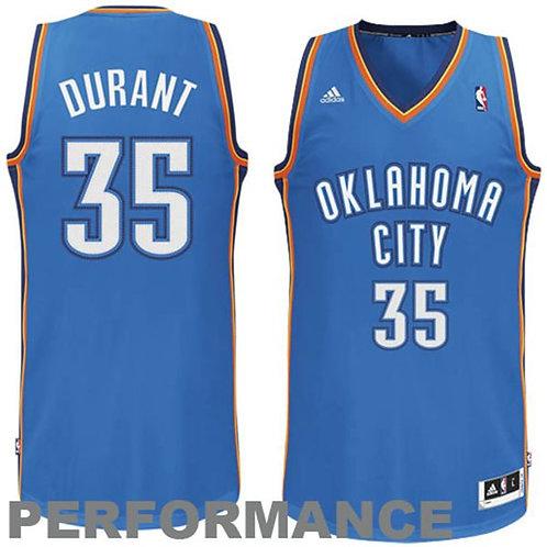CAMISETA NBA KEVIN DURANT OKLAHOMA CITY TH