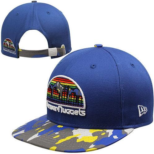 Gorra Nba Denver Nuggets Hardwood Classics o Break 9FIFTY Adjustable Hat