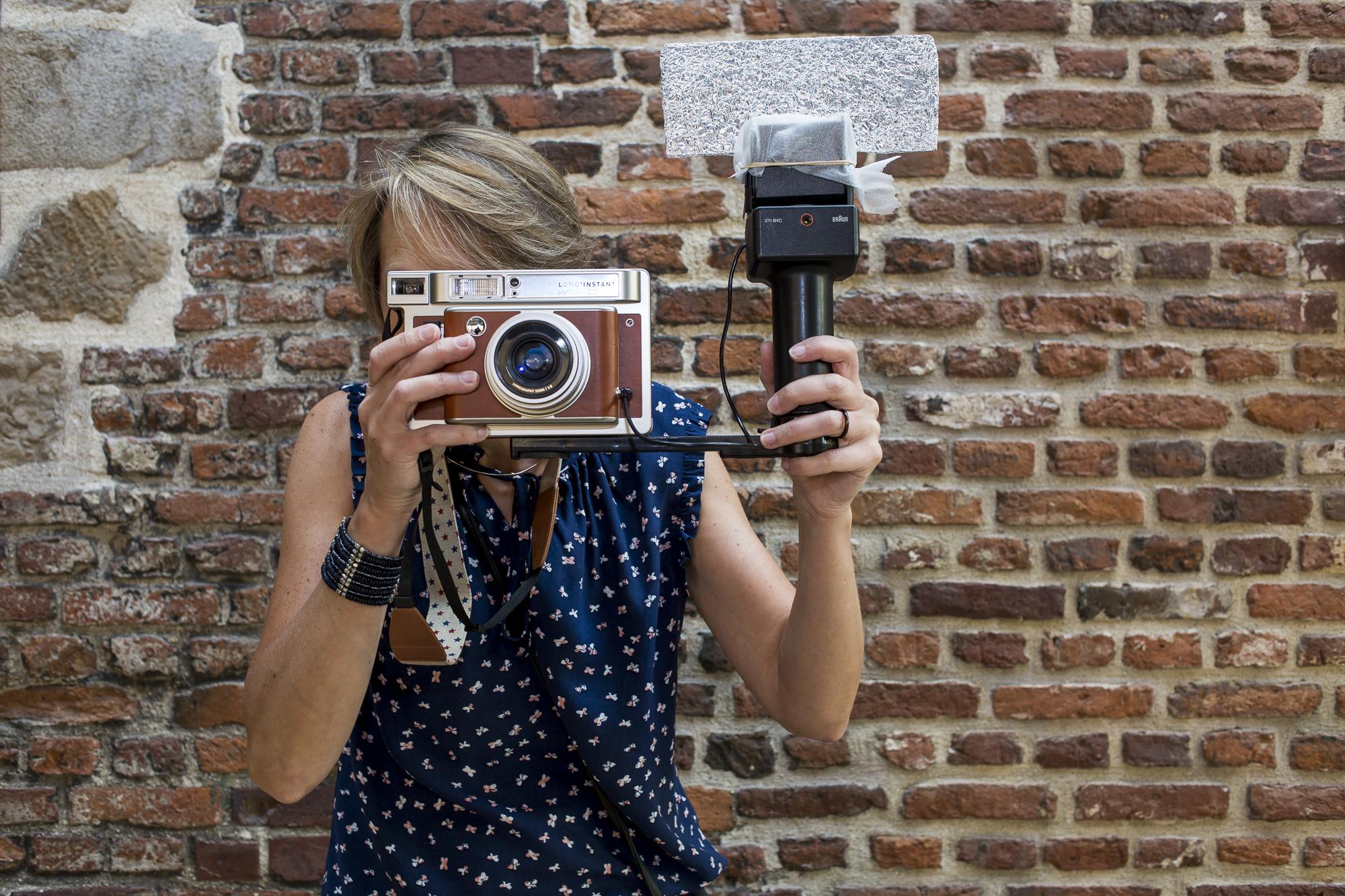 Photographe Lille Animation Polaroid