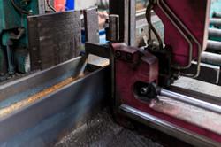 Photo industrielle Acier