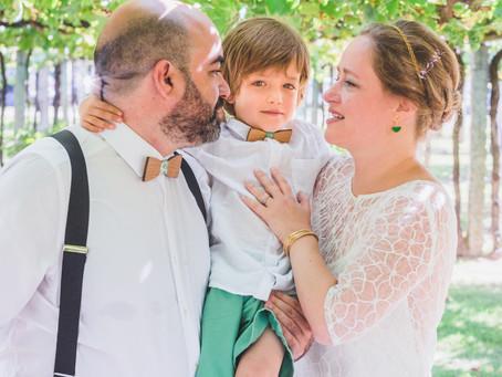 Evènement mariage, quel noeud papillon choisir pour votre enfant ?