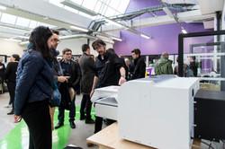Techshop Lille Inauguration