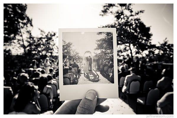 Reportage Mariage Polaroid Lille