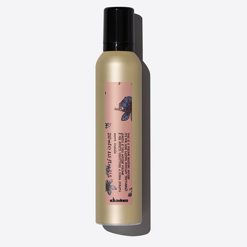 VOLUME BOOST MOUSSE