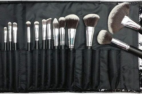 morphe brushes set 686. morphe brushes 18 piece vegan brush set 686 e