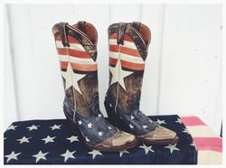 Redneck Riviera Freedom Boot